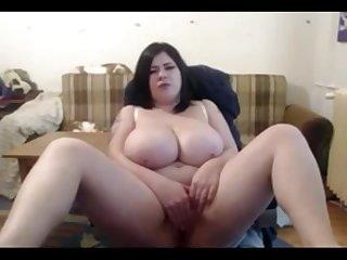 Chubby Ex GF with yummy big tits wet..