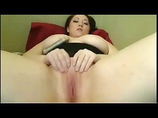 Chubby Fat Teen fingering and spreading..