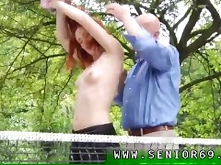 Old young anal threesome full length An..