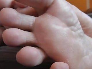Tomboy feet pov