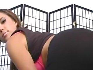 yoga ass