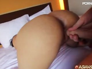 Cute Asian Teen Likes To Get A Creampie