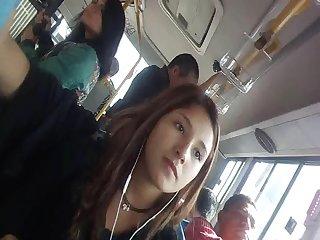 teen girl public chica linda 2